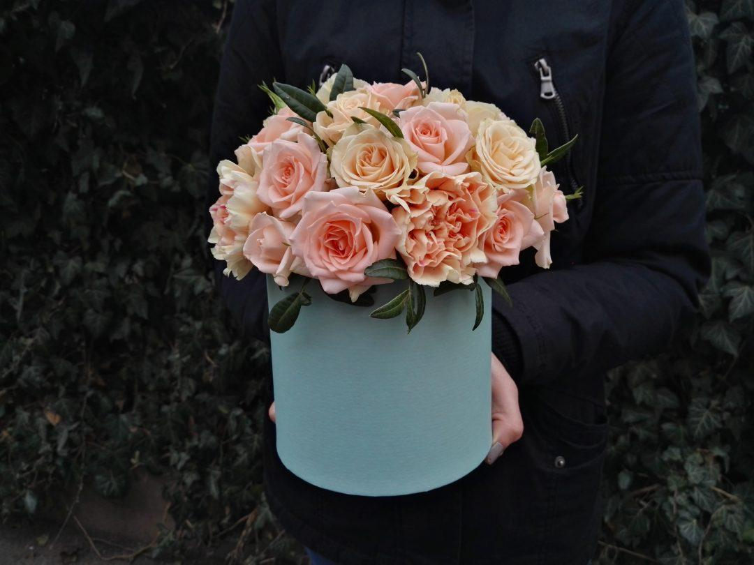 Доставка цветов в г томск акция