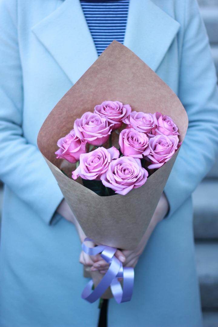 Доставка цветов томск акции