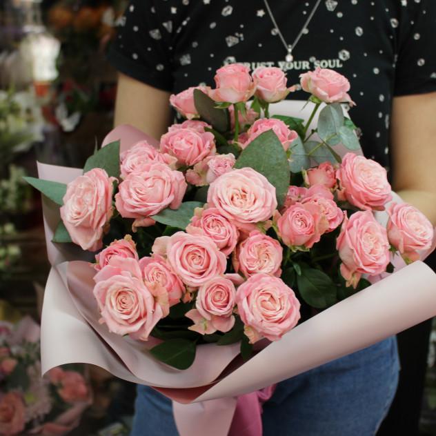 Розы доставка томск, букетов доставкой